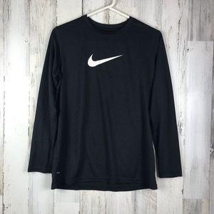 Nike | Black Long Sleeve Shirt XL